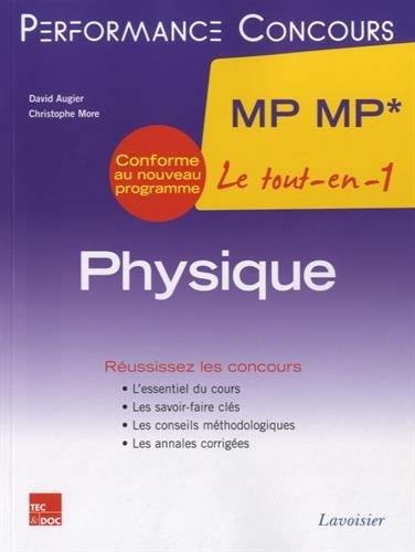 Physique 2e année MP MP* : Le tout-en-u...