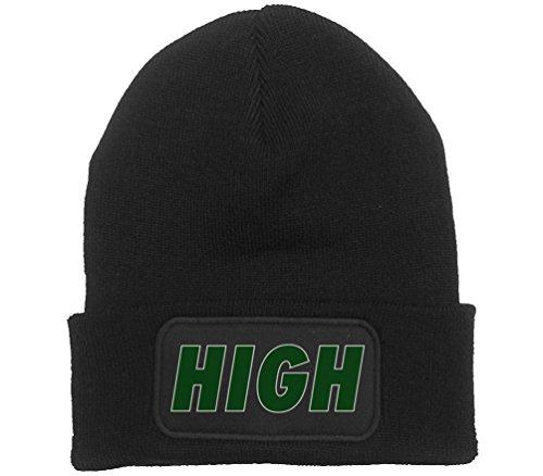 Preisvergleich Produktbild Dibbs hoher Mütze Beanie, PBH-Unkrautvlies WED18-BK