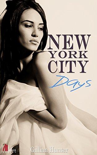 Buchseite und Rezensionen zu 'New York City Days' von Gillian Hunter