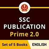 Prime 2.0- Best Books kit for SSC CGL, CPO & CHSL Exam 2021 (Set of 5 books in English Medium) ACE Reasoning   Quant   Advanc
