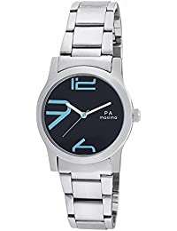 Maxima Analog Multi-Colour Dial Women's Watch-O-46666CMLI