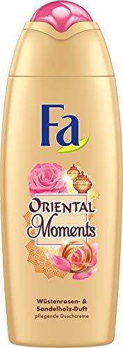 Preisvergleich Produktbild Fa Oriental Moments Schaumbad,  Duft der Wüstenrose,  3er Pack (3 x 500 ml)