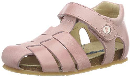 Falcotto Sandalen (Falcotto Mädchen Alby Sandalen, Pink (Rosa 0m02), 24 EU)