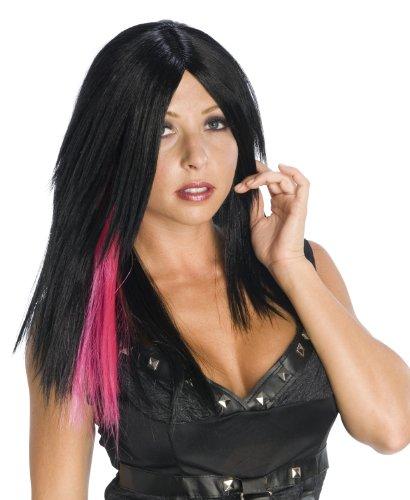 parrucca-halloween-gothic-vampiro-strega-in-nero-rosa
