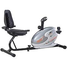 Jk Fitness Tekna 305 - Bicicleta estática reclinada