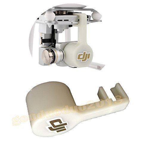 gouduoduo2018 DJI Phantom 3 Professional & Advanced Camera Lens Cap Protector with Gimbal Stabilizer  available at amazon for Rs.1597