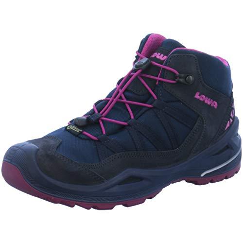 Lowa Kinder Bergschuhe Robin GTX® QC 640728/6951 blau 413210