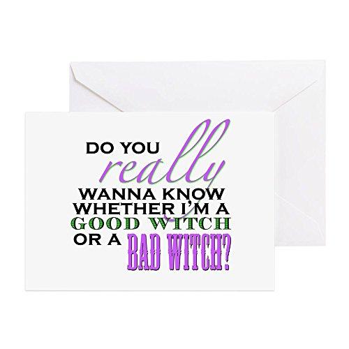 Bag Tote Press Cafe (CafePress–Sie wirklich Wanna Know?–Grußkarte, Note Karte, Geburtstagskarte, innen blanko, matt)