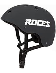 Roces Casco Ce Aggressive negro S