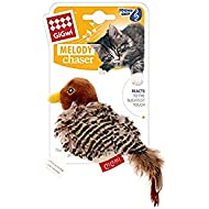 Gigwi Melody Chaser Bird Interactive Cat Toy