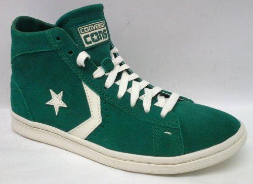 Converse Sneakers Pro Lea LP Mid Emerald