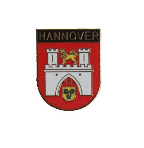 Yantec Wappenpin Hannover 20mm Pin Anstecknadel