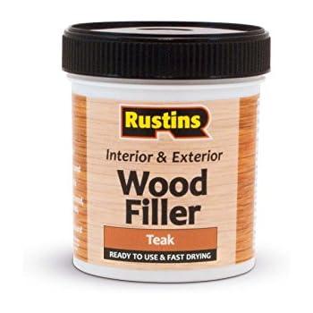 Teak Wood Filler 600g Amazon Co Uk Diy Tools