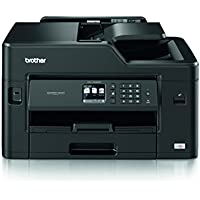 Brother MFC-J5330DW  Imprimante multifonction 4 en 1|Business Smart | A4 |A3|Jet d'encre pro | Imprimession recto-verso automatique, numérisation, copie, télécopie |Ecran LCD 6,8cm| Ethernet et Wi-Fi