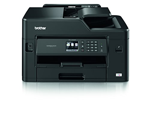 Brother MFC-J5330DW  Imprimante multifonction 4 en 1|Business Smart | A4 |A3|Jet d'encre pro | Imprimession recto-verso...