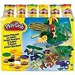 Play-Doh 22777 - Safari Knetset