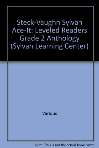 steck-vaughn-sylvan-ace-it-leveled-readers-grade-2-anthology-sylvan-learning-center