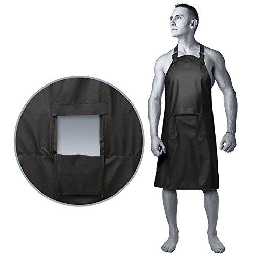 Preisvergleich Produktbild Kink Wet Works Master Apron Wasserdichte Schürze schwarz