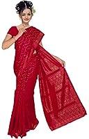 Bollywood Sari Kleid Rot CA103