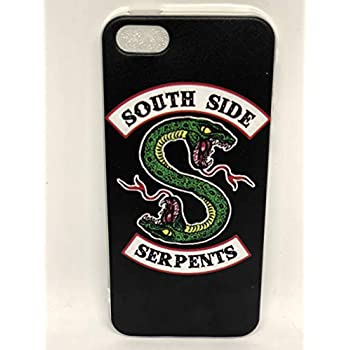 coque iphone 5 south side serpent