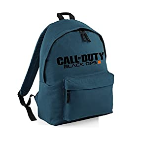 Call Of Duty Black Ops 3Rucksack Spiele Unisex Schule Bag 31Farben Braun Caramel-white