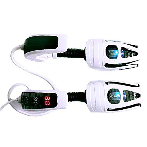 BDWN Secador de Zapatos eléctrico portátil