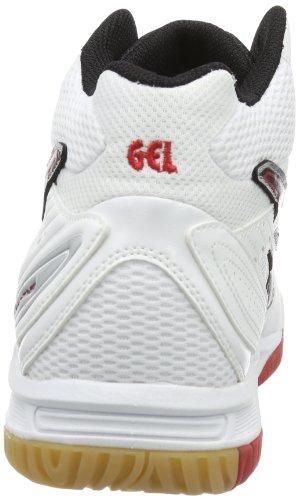 Asics GEL-TASK MT Herren Volleyballschuhe Weiß (white 0123)