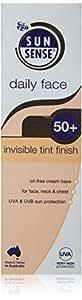 SunSense Daily Face SPF50+ Invisible Tint Finish Sunscreen - 75 g