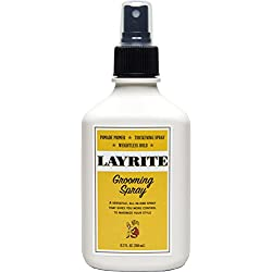 Layrite Grooming Spray (Pomade Primer, Thickening Spray, Weightless Hold) 200ml