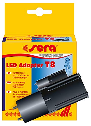 sera 31072 LED Adapter T8  2 St - Halterungen für sera LED Tubes -