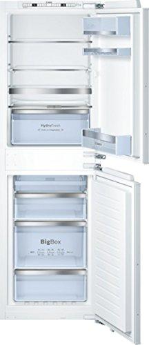 Bosch KIN85AF30 Serie 6 Einbau-Kühl-Gefrier-Kombination  A  Kühlen: 155 L  Gefrieren: 94 L  No Frost  TouchControl