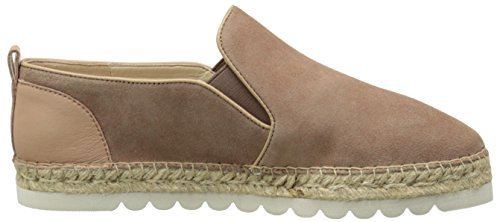 Nine West Noney Suede Mules Light Natural Multi