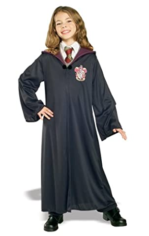 Rubie's Official Harry Potter Gryffindor Classic Robe Childs Costume - Medium
