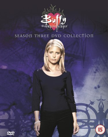 Buffy the Vampire Slayer: Series 3 (Standard plastic case packaging) [DVD] [1998] by Sarah Michelle Gellar