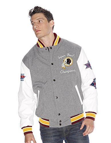 washington-redskins-nfl-kneel-down-super-bowl-commemorative-varsity-jacket-veste