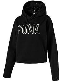 Puma Fusion Hoodie, Golden Poppy, XX-Large