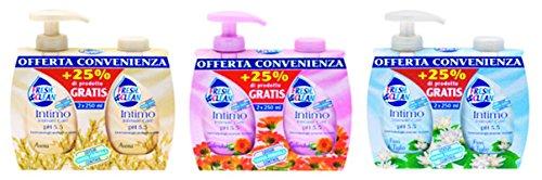 Fresh & Clean Detergente Intimo Assortito X2