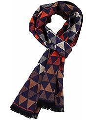 MZMZ ULTRA apretado el cuello BMBAI cálido invierno hombre bufanda pulido exclusivo extracto de hierbas geometría cálida sensación bufandas, geometría