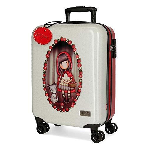 Gorjuss Little Red Riding Hood Valigia per bambini 55 Centimeters 40.700000000000003 Multicolore (Multicolore)