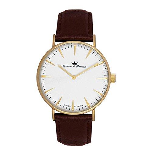 Orologio Yonger & Bresson Uomo Bianco–HCP 075/BU