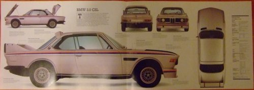 bmw-csl-fold-out-poster-cutaway-drawing-jacky-ickx-24-page-magazine