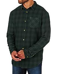Rip Curl Check, Shirt Long Sleeve Jacket, Men's, 69-CSHDP4