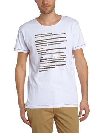 Replay - T-Shirt - Homme - Blanc (1) - M