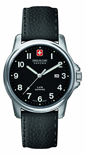Swiss Military Hanowa Herren-Armbanduhr Analog Quarz 06-4231.04.007