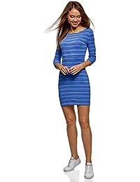 fe1c90b78b76 Amazon.it  A righe - Vestiti   Donna  Abbigliamento