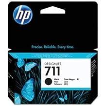 1x Original tinta HP 711cz129a Black F³ R HP Designjet T 520 (Reacondicionado)