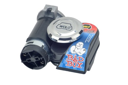 Preisvergleich Produktbild Wolo (419) Bad Boy Air Horn-12Volt