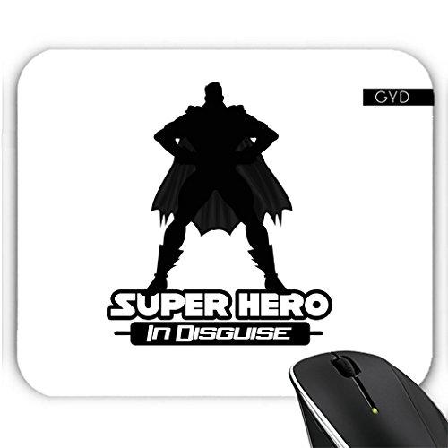 Mousepad - Superheld Verkleidet by ()