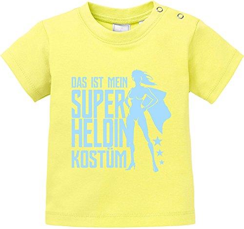 n Superheldin Kostüm Bio Baumwolle Baby T-Shirt ()