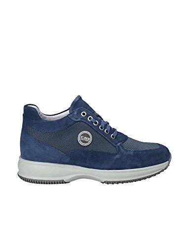 Exton 2029 sneakers uomo blu 41